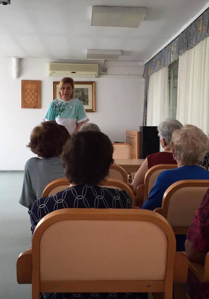 """Edukacija o zdravlju kroz projekt """"Aktivni svaki dan"""""""