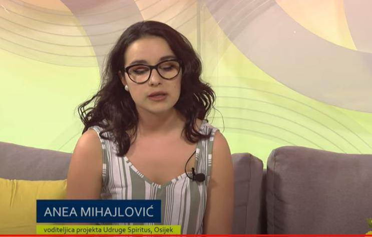 O projektima udruge Spiritus na Osječkoj televiziji