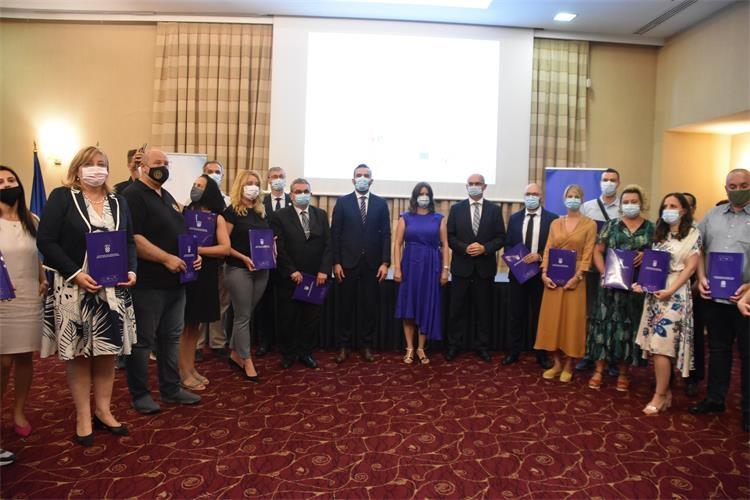 Za projekt edukacije i zapošljavanje mladih  Udruzi Spiritus odobreno 1,56 milijuna kuna